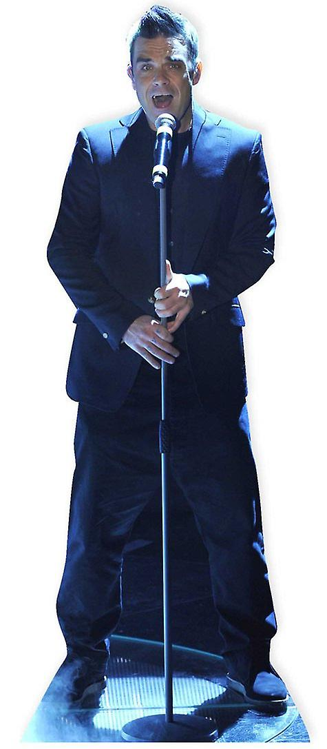 Robbie Williams (Take That) Lifesize Cardboard Cutout / Standee