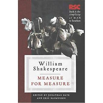 Measure for Measure by William Shakespeare - Jonathan Bate - Eric Ras