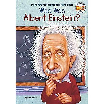 Vem var Albert Einstein? (Vem var...?)