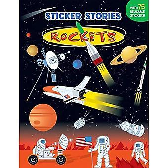 Raketten met Sticker(s) (Boek van de verhalen van de Sticker)