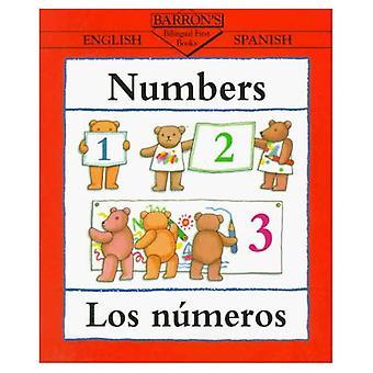 Getallen: Los Numeros (tweetalige eerste boeken)