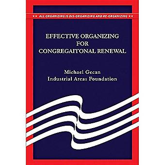 Effective Organization for Congregational Renewal