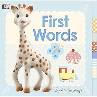 First Words (Sophie the Giraffe)