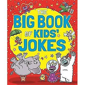 Stora boken om barnens skämt