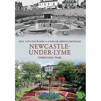 Newcastle-Under-Lyme à travers le temps