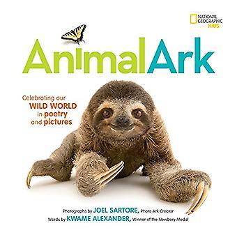 Animal Ark: Celebrando il nostro mondo selvaggio in poesia e immagini