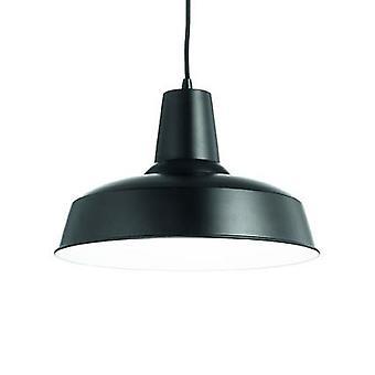 Ideel Lux - Moby sort vedhæng IDL093659