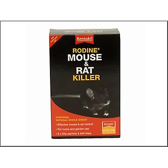 RODINE MOUSE & RAT KILLER 300G