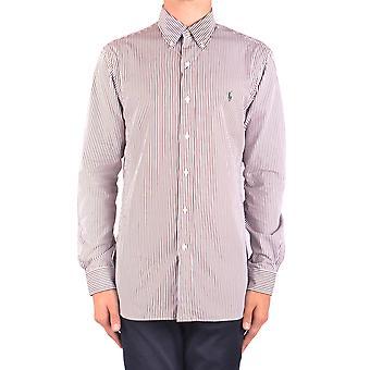 Ralph Lauren Camisa de algodón Multicolor