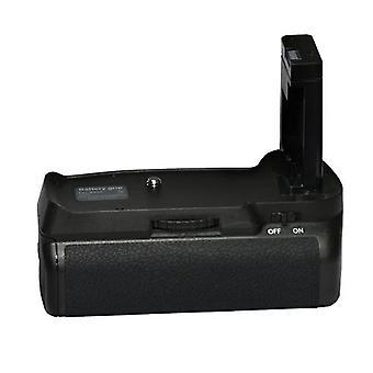 Dot.Foto batterijgrip: Ontworpen voor Nikon D3400 werkt met nl-EL14 accu