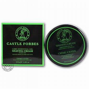 Castle Forbes Lime barberskum 200ml
