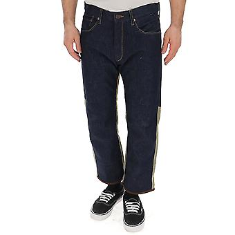 Junya Watanabe Blue Denim Jeans