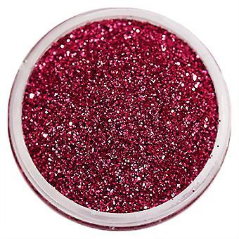 1 szt grzywny glitter czerwonym malin