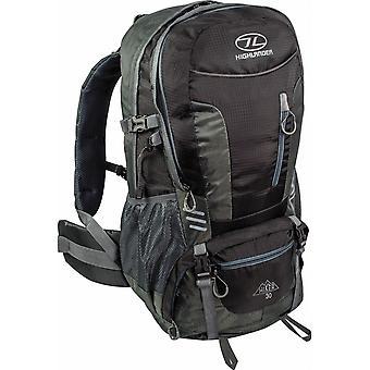 Highlander Hiker Adjustable Breathable 30L Camping Rucksack