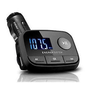 MP3-Player für Auto Energy Sistem 384600 FM LCD SD / SD - HC (32 GB) USB schwarz