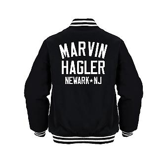 Marvin Hagler Boxing Legend Kids Jacket