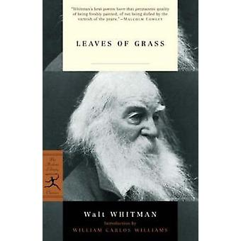 Leaves of Grass (New edition) by Walter Whitman - John Ashberry - 978