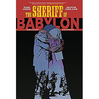 The Sheriff Of Babylon The Deluxe Edition by Tom King - 9781401277918