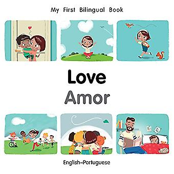 My First Bilingual Book-Love (English-Portuguese) by Milet Publishing