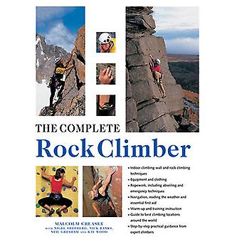 The Complete Rock Climber - 9781846818356 Book