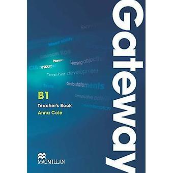 Gateway B1 insegnanti libro con CD di Test da Anna Cole