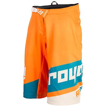 Royal Racing Orange-Diesel 2017 Sieg MTB Shorts