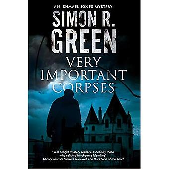 Very Important Corpses (An Ishmael Jones Mystery)
