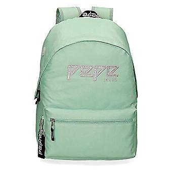Pepe Jeans Uma Backpack - 42 cm - 22.79 liters - Green 63923B4