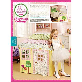 Charming Cottage  No Size Pattern K0108