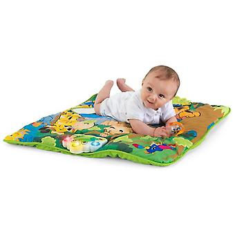 Chicco Musical Jungle Carpet (Toys , Preschool , Babies , Playmats & Gyms)