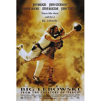 The Big Lebowski Movie Poster (11 x 17)