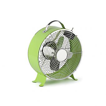 Desk Fan Triton Green by Faro