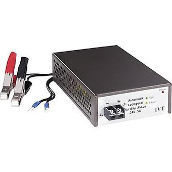 IVT 7450C2 - A Automatic Lead Acid Battery Charger Station, For V Batteries
