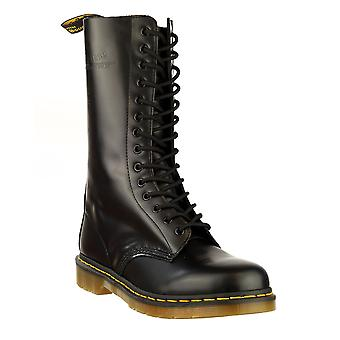 Dr Martens 1914 Mens Boots Lace Up Leather Pull On Tab Casual Male Footwear New