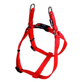 Creaciones Gloria Harness One Touch Nylon Smooth Adjustable Red