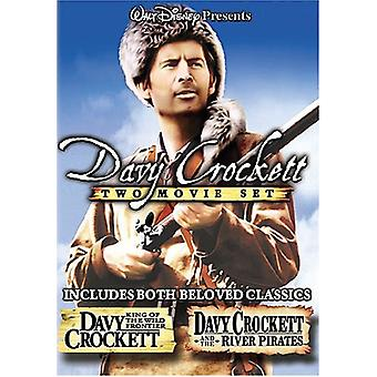 Import z USA Davy Crockett [DVD]