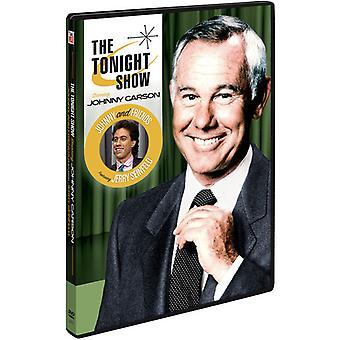 Tonight Show med Johnny Carson: udvalgte gæster [DVD] USA import