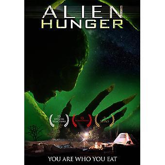 Fremmede sult [DVD] USA importerer