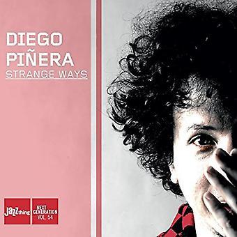 Diego Piñera - mærkelige måder [CD] USA import