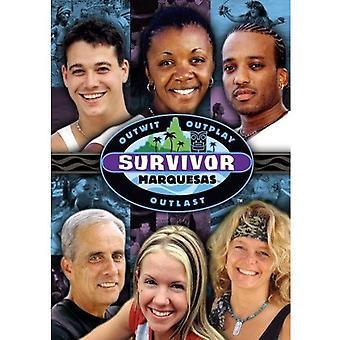 Survivor - Survivor 4: Marquesas [DVD]