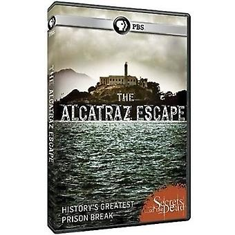 Secrets of the Dead: The Alcatraz Escape [DVD] USA import