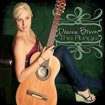 Deanna Brown - spranget [DVD] USA import