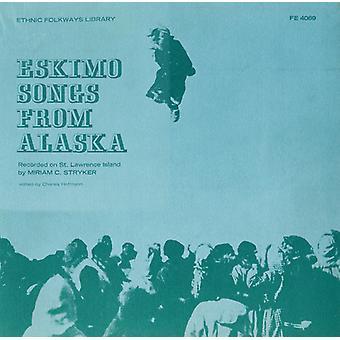 Eskimo piosenek z Alaski - import USA Eskimo piosenek z Alaska [CD]