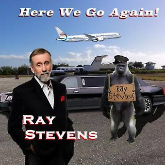 Ray Stevens - her vi går igen [CD] USA import