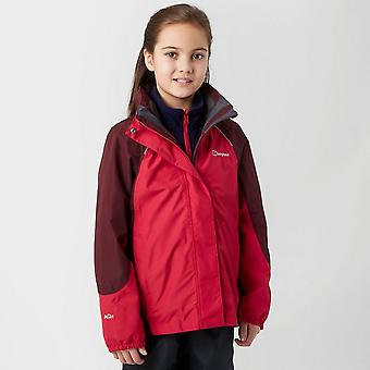 Carrock 3 en 1 Jacket Berghaus rose filles