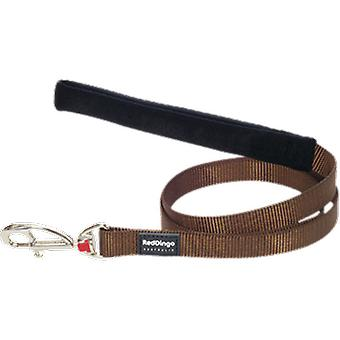 Red Dingo Correa Lisa Brown (Dogs , Collars, Leads and Harnesses , Leads)