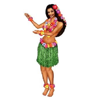 Hawaiian Jointed Hula Girl Cutout