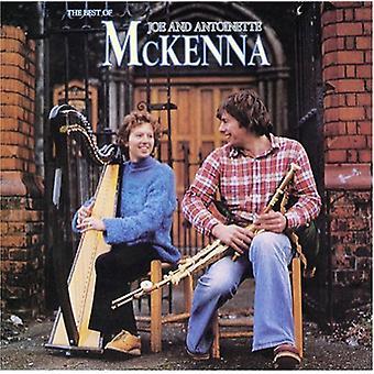 Joe McKenna & Antoinette - lo mejor de Joe & Antoinette McKen [CD] USA importación