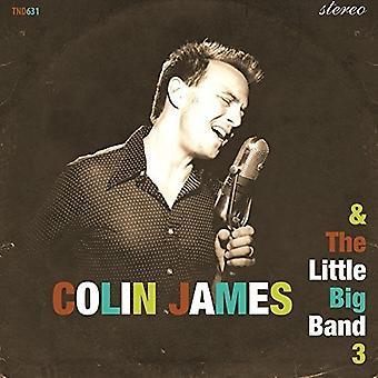 Colin James - Little Big Band 3 [CD] USA import