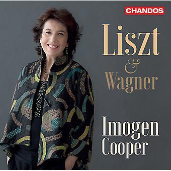 Liszt / Cooper - Liszt & Wagner [CD] USA import